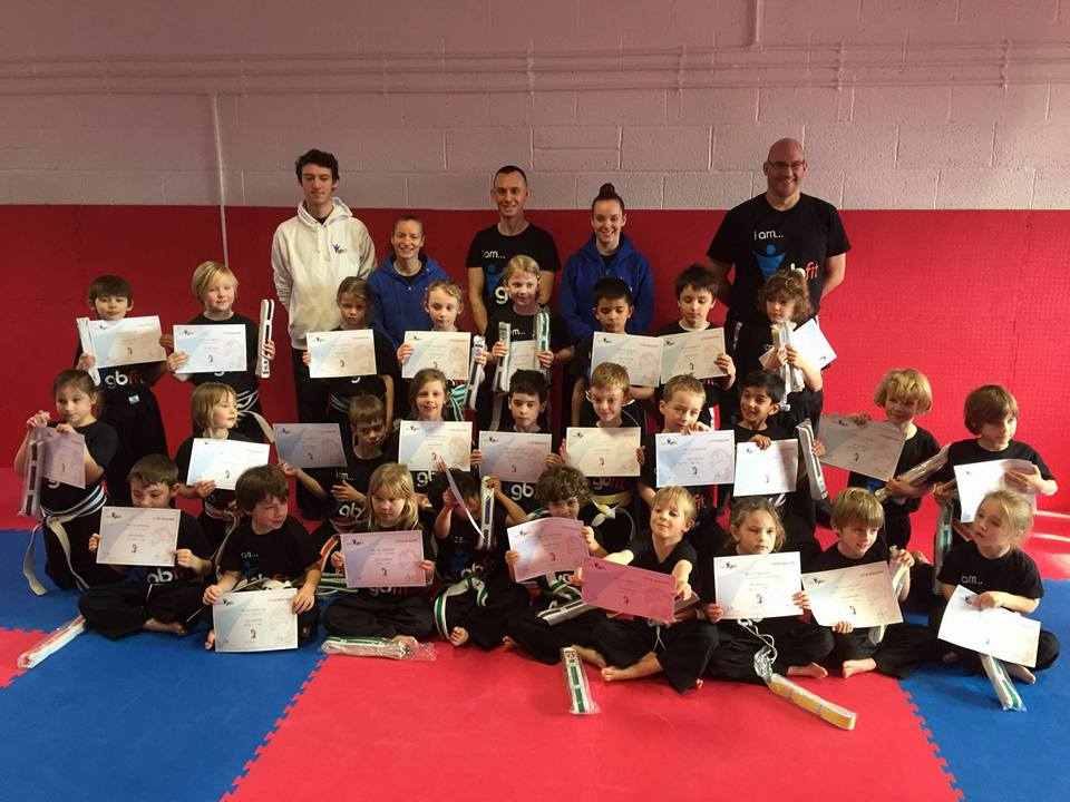 Little Dragons Grading - 27 Feb 16