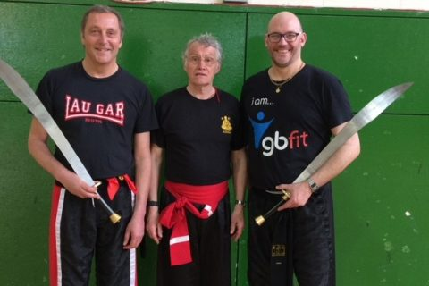 22 April 2018 – Master Class Black Sash Workshop