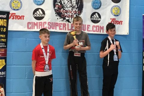 6 May 2018 – 2nd Cimac Superleague – High Wycombe